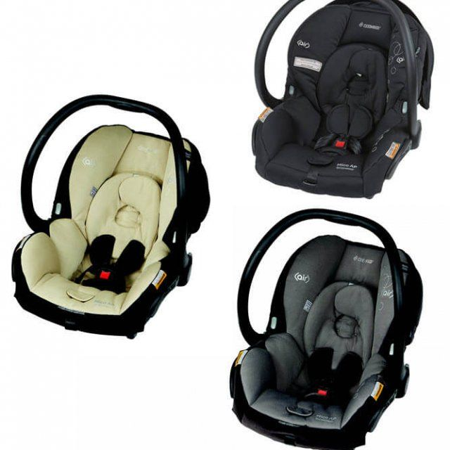Maxi Cosi ISOFIX car seat capsule makes traveling by car, stroller or even walking so much easier. Accessories that are compatible with the Maxi-Cosi Mico AP -head hugger for new born babies. -rain cover for outings.  AIR PROTECT side impact protection system making this seat in the top tier of car capsules. Features & Specifications Infant… #9312541112885 #9312541112892 #9312541112908