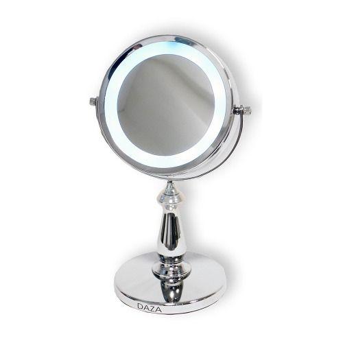 espejo con luz para maquillaje