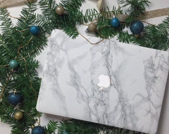 Marble MacBook Skin Turn your MacBook into a by MarbleDecals