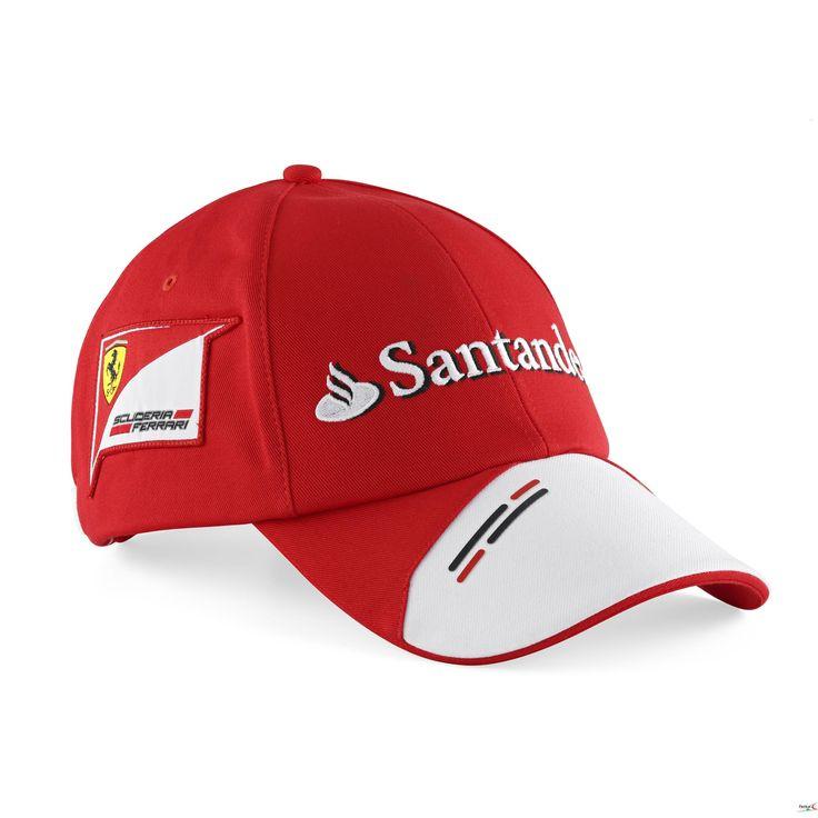 Czapka Puma Scuderia Ferrari Team Rosso Corsa   FERRARI ACCESSORIES   Fbutik   Scuderia Ferrari Collection
