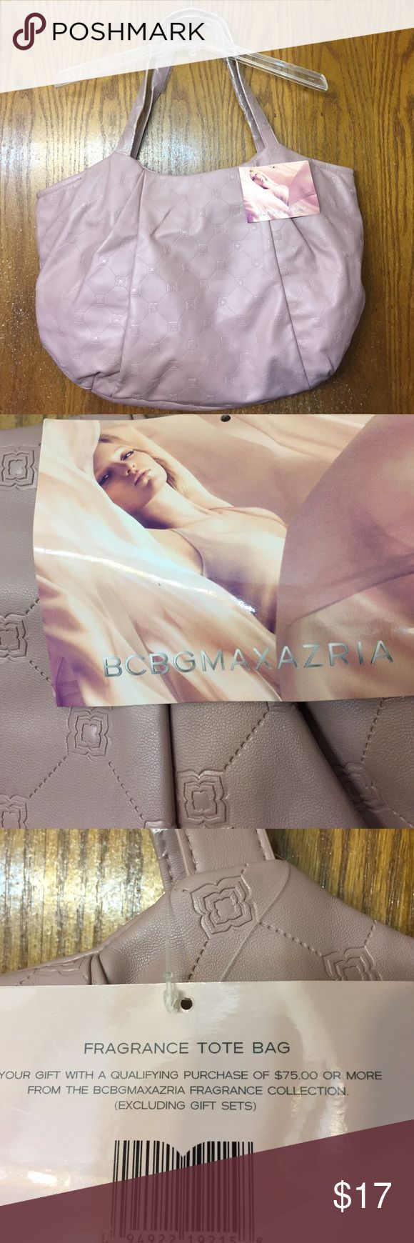 BCBGMAXAZRIA BCBG Mom extra large tote bag This bag was a free gift with a $75 or more purchase from their fragrance collection. It is Brand New with tags never used! BCBGMaxAzria Bags Totes