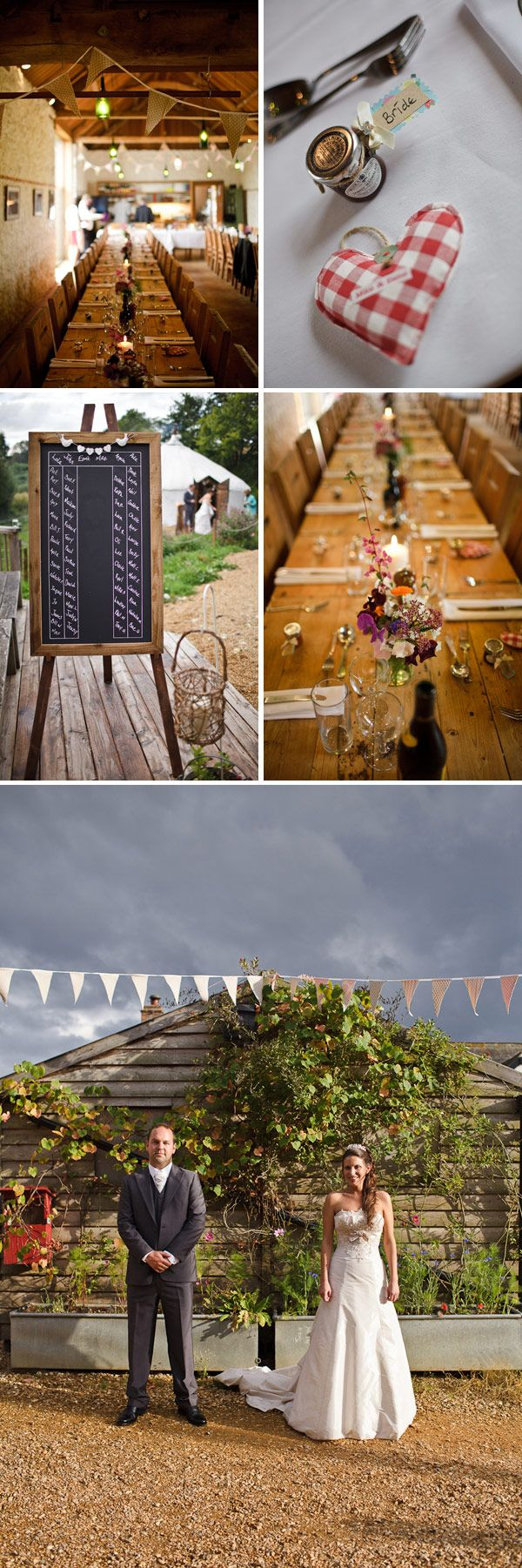A Marriage At River Cottage.