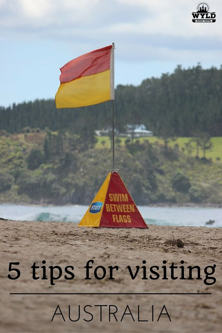 Ever wanted some simple tips when visiting another country? Here are our top tips for when you visit Australia!