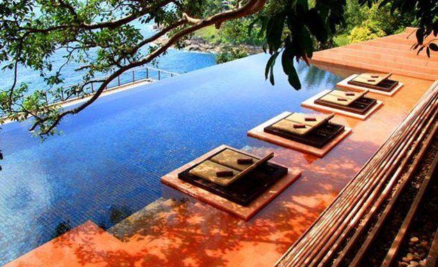 Paresa Resort (Photo: Courtesy The Paresa Resort)Swimming Pools, Resorts Phuket, Favorite Places, Resorts Pools Phuket, Hotels Pools, Phuket Thailand, Places I D, Paresa Resorts, Paresa Phuket