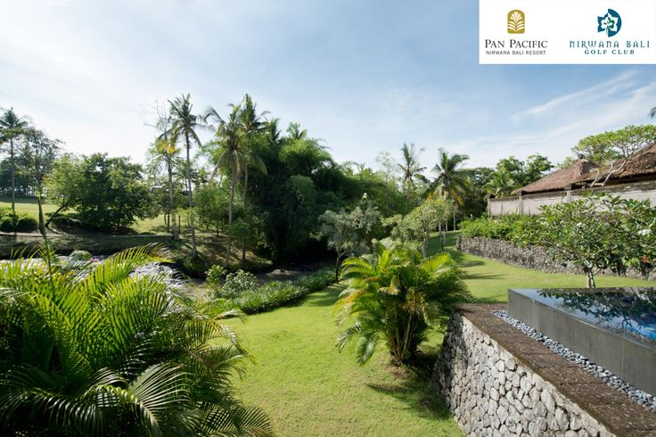 Morning greetings from the lush tropical gardens in our 103 hectares set up landscape. Happy #Friday everyone! #PanPacificBali #Bali #Resort