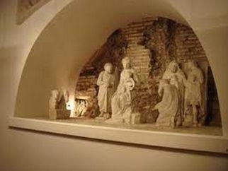 L' Albero di Natale: IL PRESEPE ROMANO