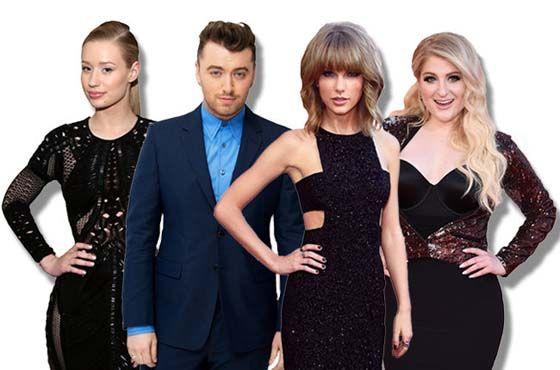 Dívák taroltak a Billboard díjkiosztó gálán