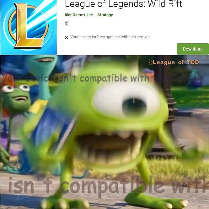 When Even The 2 Second Clip In The Announcement Video Becomes A Meme Follow Tftcentral When Ev League Of Legends Memes League Memes League Of Legends
