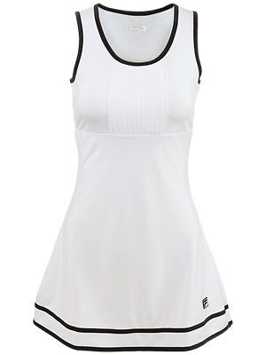 Fila Women's Summer Collezione Ribbon Tennis Dress