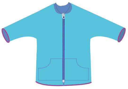 lindo jacket o abrigo talla 2 para niñas de 2 a 3 años | patron gratis