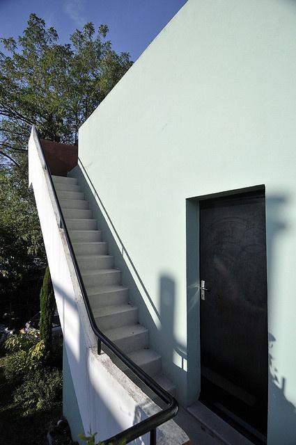 pessac 14 le corbusier and architecture. Black Bedroom Furniture Sets. Home Design Ideas