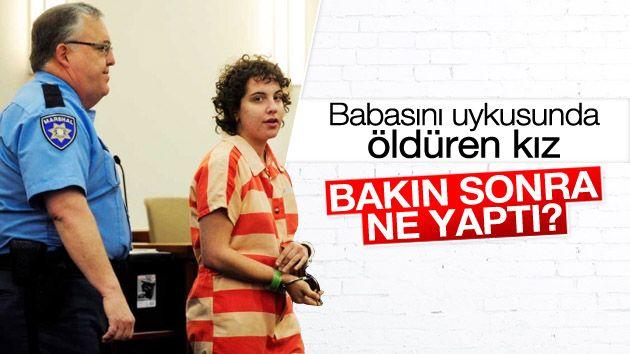 Babasını uykusunda öldüren kız bakın sonra ne yaptı?  http://www.ilkelihaber.com/babasini-olduren-kiz-bakin-sonra-ne-yapti/