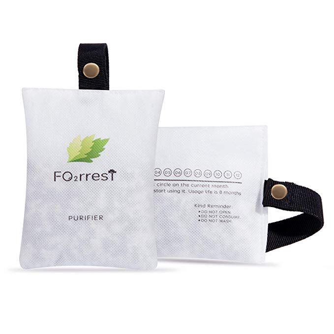 FO2RREST Air Purifying Bags Shoe Deodorizer