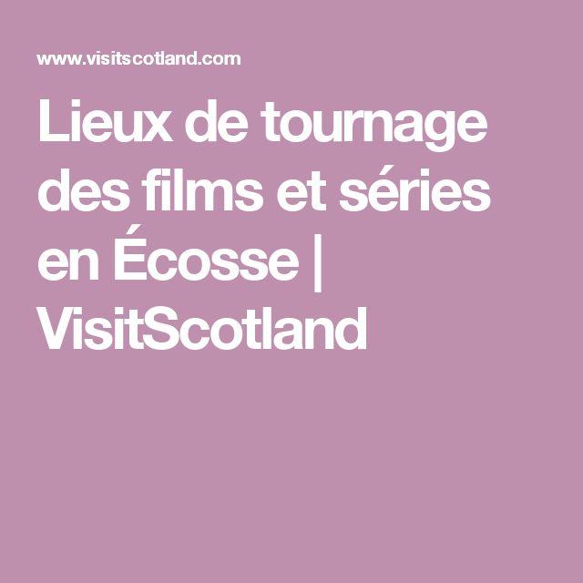 Lieux de tournage des films et séries en Écosse | VisitScotland