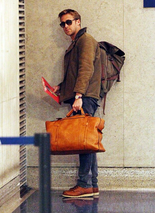 Ryan Gosling...wearing Red Wing boots...
