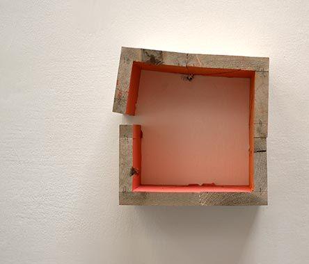 IN DER ZEIT VOM wood by MaruMaru, 2012 www.marumaru.de  #art #installation #marucarranza #wood #berlin