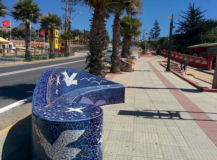 https://flic.kr/p/BjZxiH | ElQuisco002 | Costanera playa El Quisco, Valparaíso, Chile
