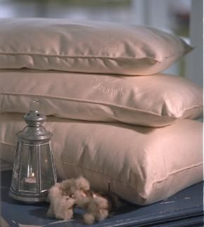 Organic Wool Pillow.