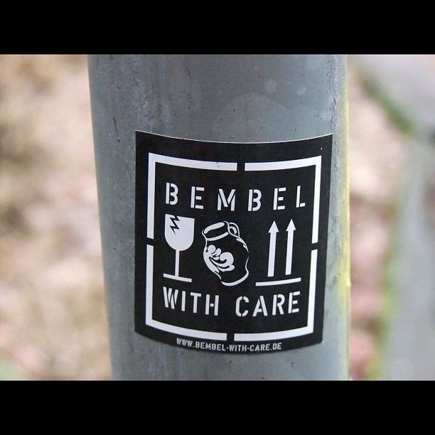 #frankfurt - bembel with care