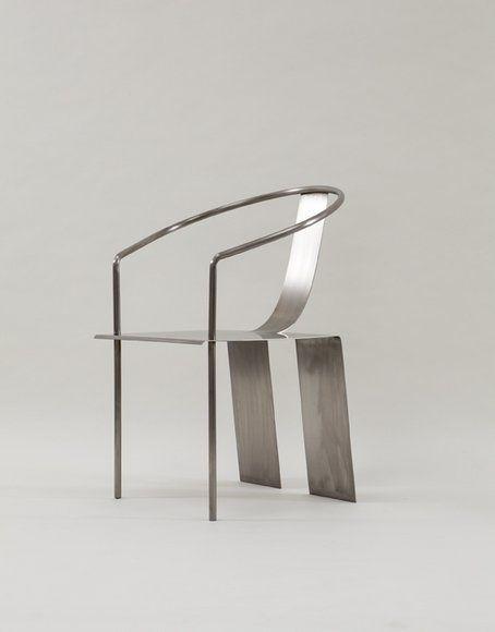 SHAO FAN Steel Chair - 2000, 2002