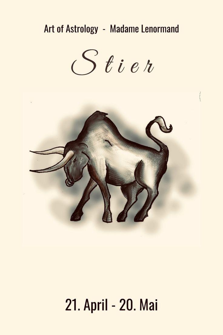 Sternzeichen Stier - starker Drang nach Absicherung