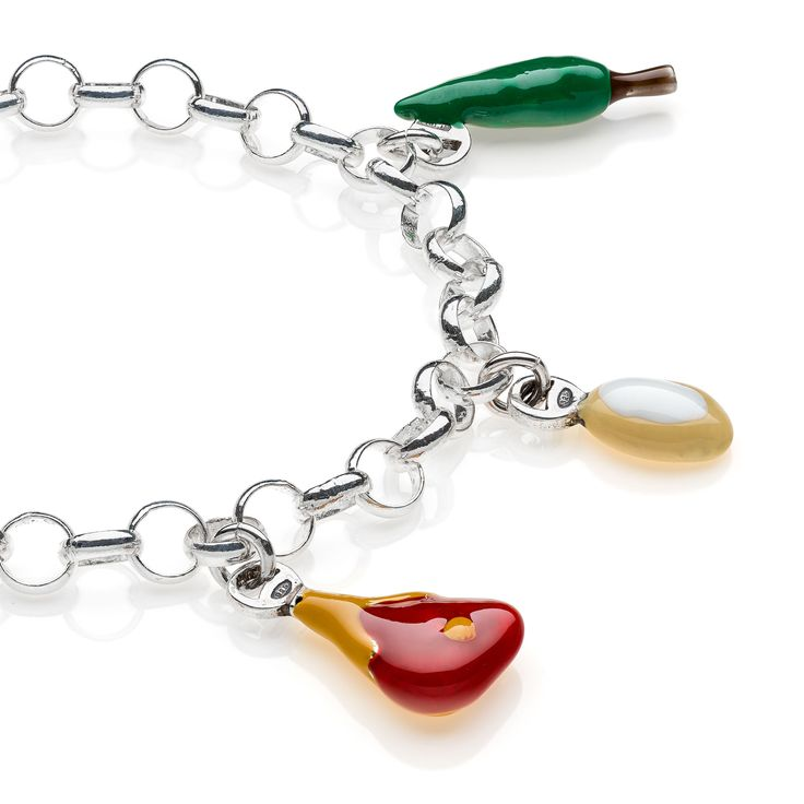 Sterling Silver Light Bracelet - Toscana - 129 Euro Free worldwide shipping over 99 Euro