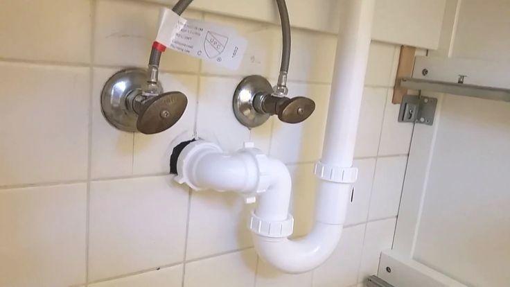 Plumbing Tips For Installing Ikea Vanity Godmorgon Pro With Images Ikea Vanity Ikea Bathroom Sinks Bathroom Sink Plumbing