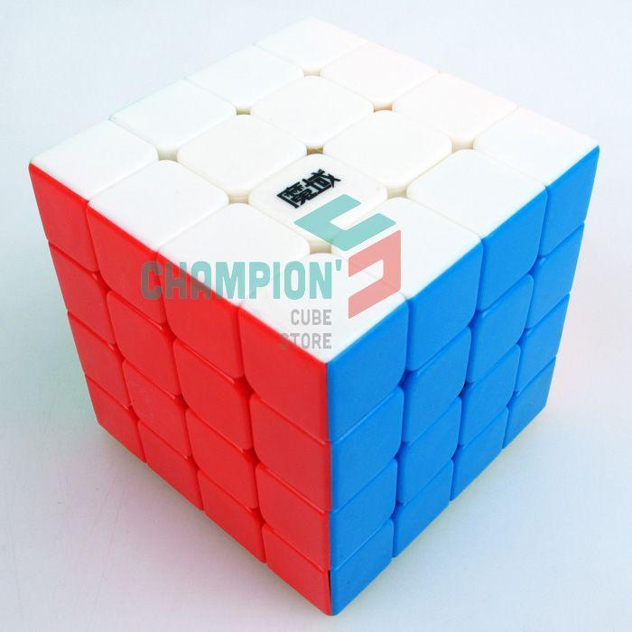MoYu Aosu 4x4 stickerless with z-bright color scheme [MYASZP] - $29.99 : Champion's Cube Store