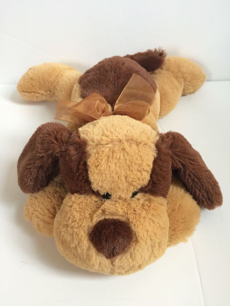 Circo Puppy Dog Brown Tan Floppy Plush Ears Target Stuffed