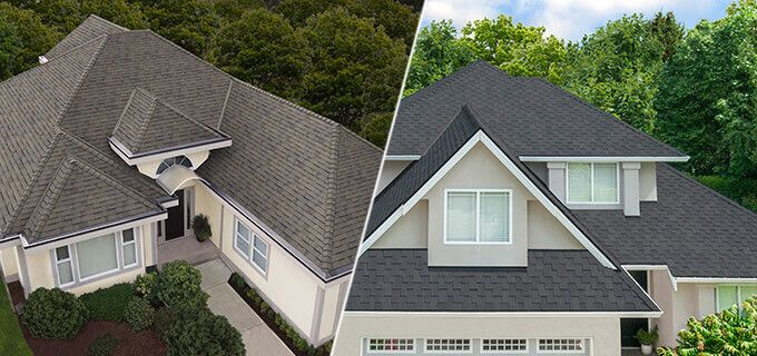 Best 16 Most Popular Roof Types Architectural Shingles Roof 400 x 300