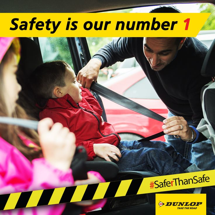 Look twice. Save a life. #SaferthanSafe
