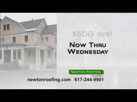 Newton Roofing Residential 617 244 9901