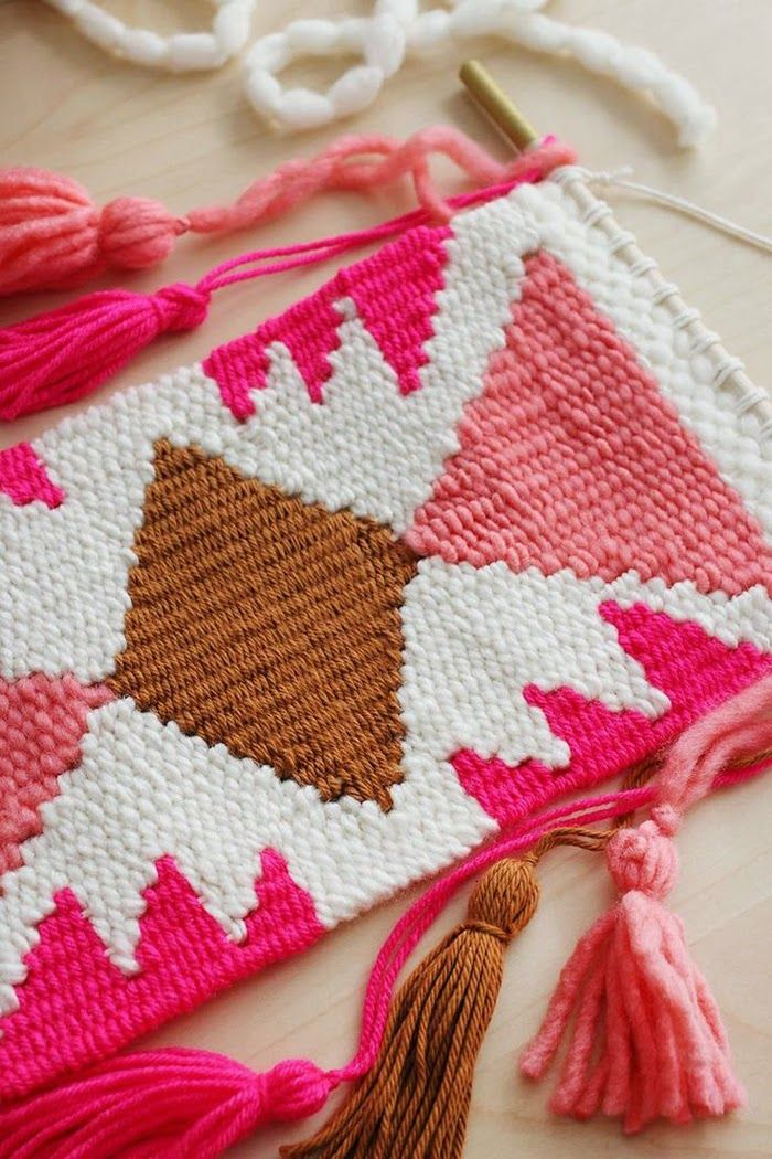 Poppytalk: Weekend Project   10 Weaving Tutorials + Ideas
