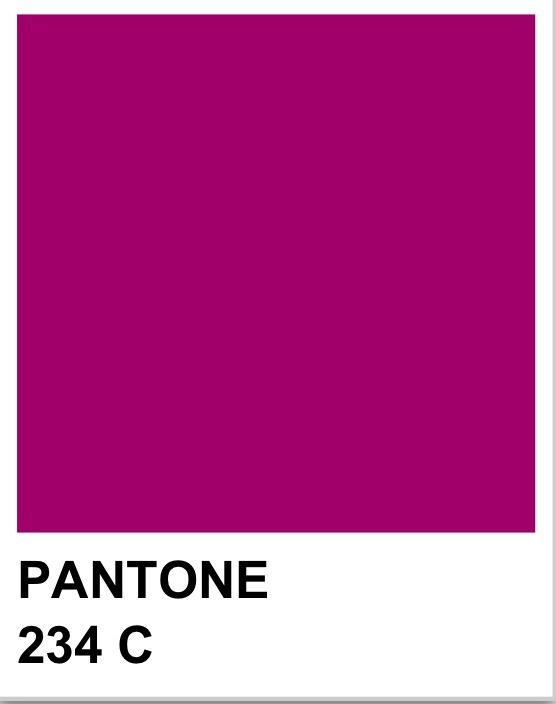 Pantone 234 C Purple An Obsession Pinterest Pantone Paint Bookshelf And Bookshelves