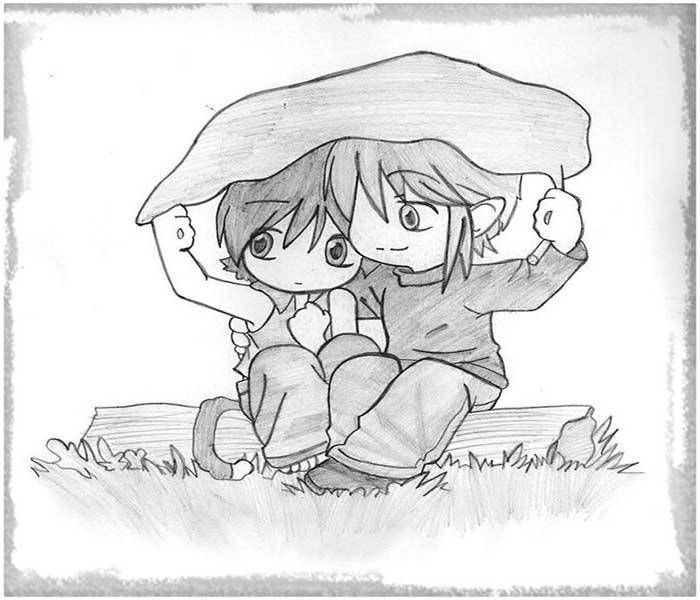 Dibujos Chidos De Amor Imagenes Para Colorear Gratis Imprimir 8