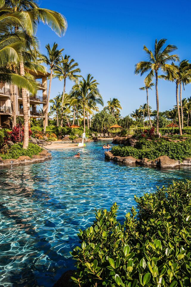 Koloa Landing Resort is an amazing Kauai beach resort that offers world-class amenities: