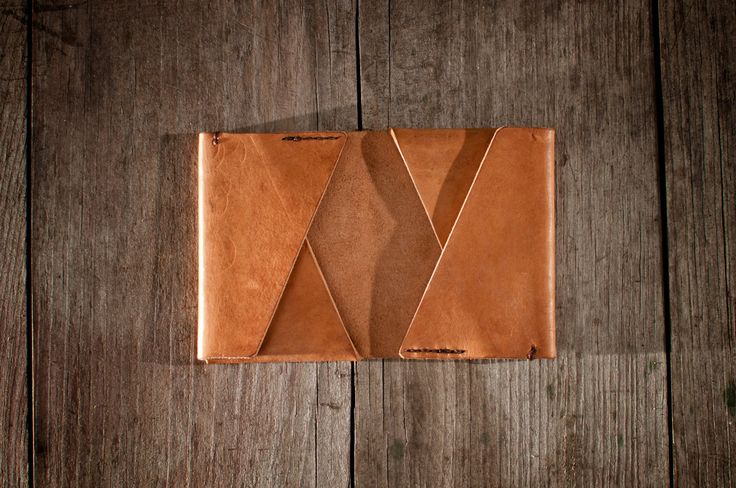 Men Leather Wallet, Men wallet / cardholder, Thick Leather, Simple mens leather - pinned by pin4etsy.com