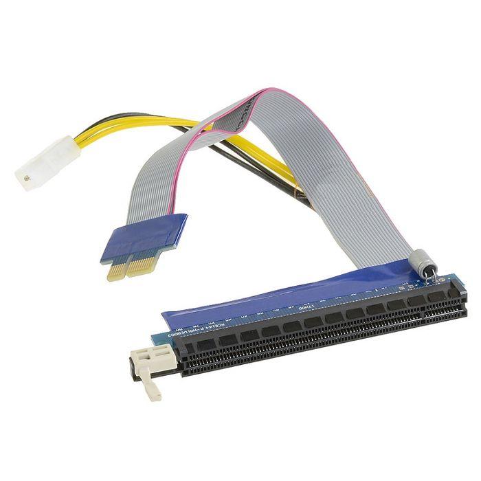 G01 Pci E 1x Auf 16x Verlangerungskabel Riser Extender Extension Adapter Karte Ebay Verlangerungskabel Adapter Karten