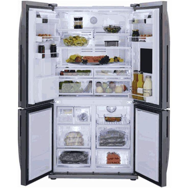 Entra en nuestra tienda y descubre nuestros electrodomésticos a precios baratos: Beko frigorífico side by side gne134630x.