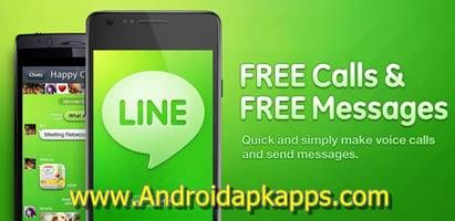 Download LINE Apk v5.10.1 Android Latest Version