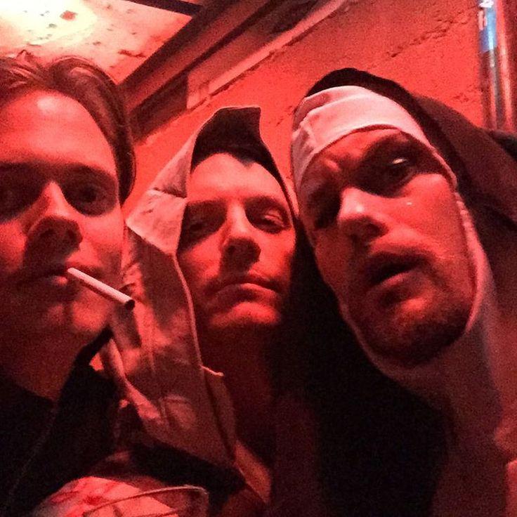 Halloween med Skarsgöttisar