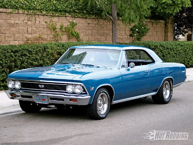1966 Chevelle (we bought one to restore)!!
