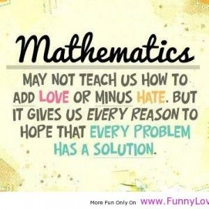 MATH TEACHER QUOTES FUNNY image quotes at hippoquotes.com