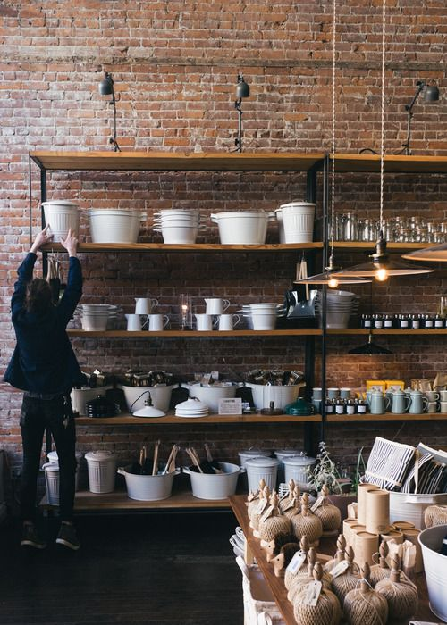 good storage for either cafes kitchen or for studio or how about both