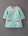 Stripy Knitted Dress for EmilyStripy Knits, Knits Dresses