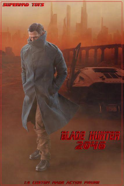 "toyhaven: Supermadtoys 1/6th Blade Hunter 2046 Hunter K 12"" figure - Ryan Gosling in Blade Runner 2049"