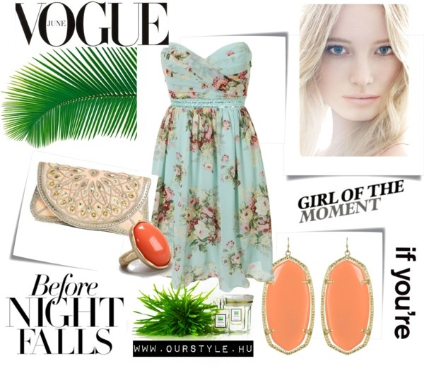 """My Evening Out"" by katelin-letkeman on Polyvore"