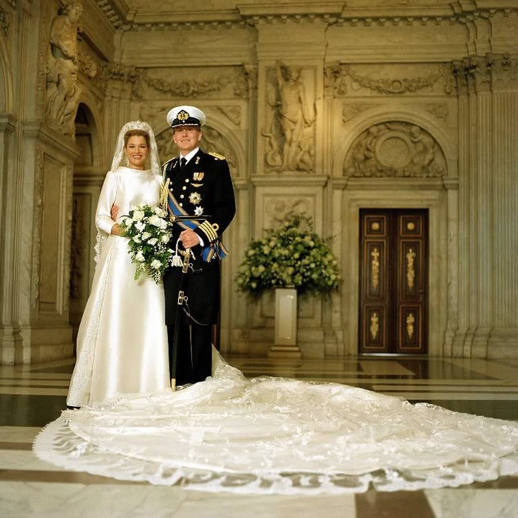 Prince Willem-Alexander and Princess Maxima