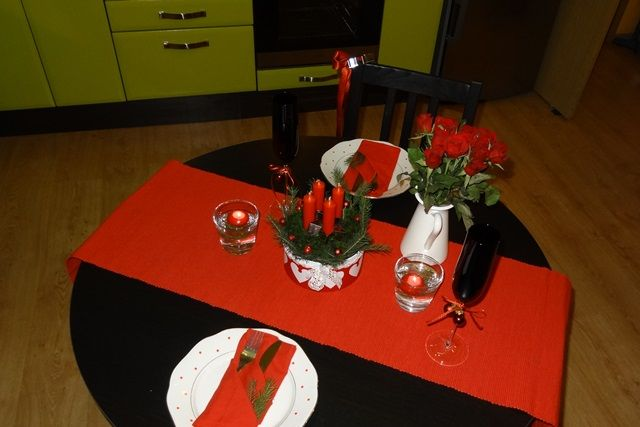 DIY tipy na slavnostně prostřený stůl | Retro šaty Blanka Straka http://www.blog.blankastraka.cz/2015/12/diy-tipy-na-slavnostne-prostreny-stul.html