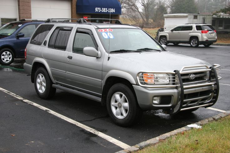 Great Condition...New tires and four wheel drive make this car perfect for North Jersey winters! http://www.hamptonrvandauto.com/web/used/Nissan-Pathfinder-2000-Newton-New-Jersey/10894121/ #great #value #used #car #nissan #pathfinder